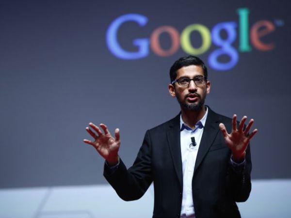 Google પર લાગ્યો સાડા ત્રણ ટ્રિલિયનનો દંડ, સુંદર પીચાઈએ કહ્યું તદ્દન ખોટું