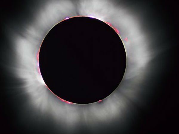 The World Will Get Witness The Second Eclipse The Season P