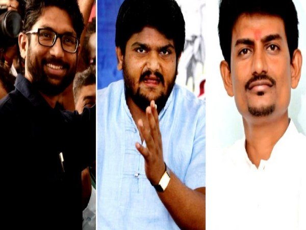 Hardik Patel Alpesh Thakor Jignesh Booked Over Raid At Woman S House In Ahamdabad