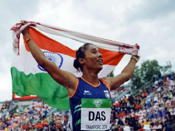 Hima Das Will Be First Sport Ambassador Assam Said Cm