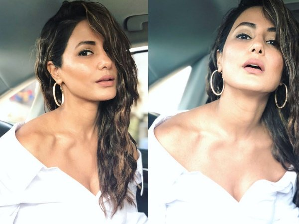 Hina Khan Wears Deep Neck Stylish Clothes A Children Event Get Trolled On Social Media