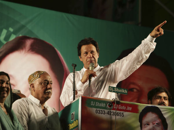 What Changes India If Imran Khan Becomes Prime Minister Pakistan