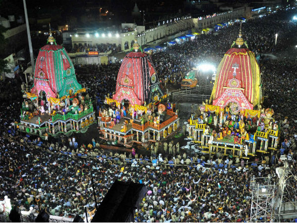 Jagannath Puri Rath Yatra 2018 Read Interesting Story