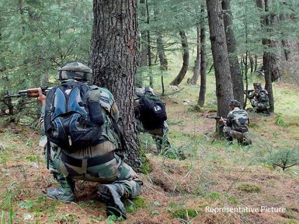 Jammu Kashmir Crpf Jawan Shot Dead Terrorists Pulwama