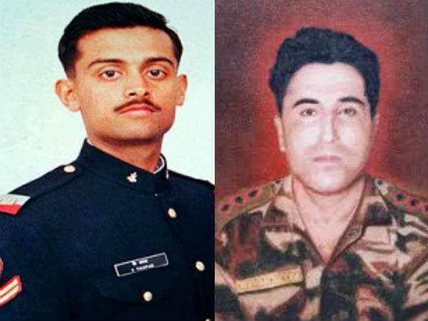 Kargil Diwas The Last Letters 2 Martyrs Lost Their Life Whi