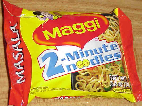 Children A Family Fell Ill After Consuming Maggi