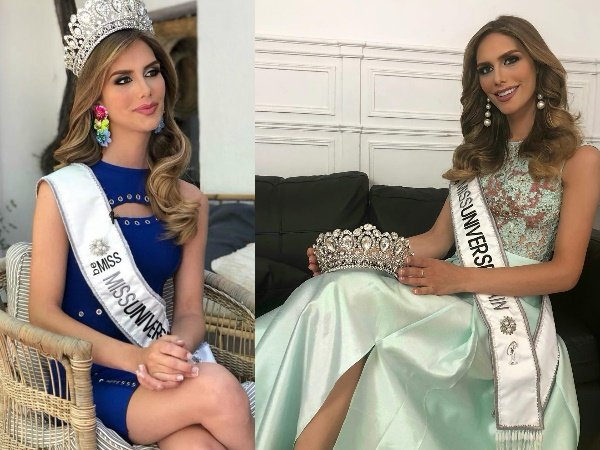 Miss Spain Angela Ponce Becomes The First Transgender Woman