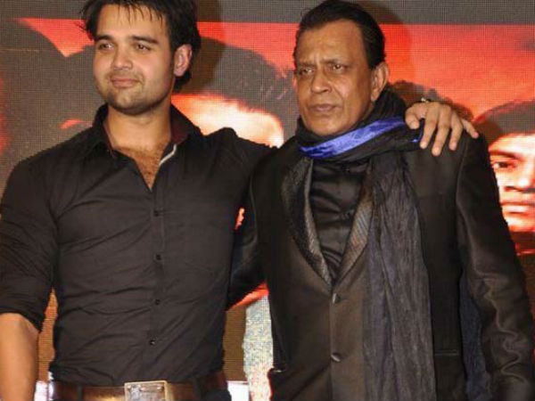 Veteran Actor Mithun Chakraborty S Son Mahaakshay Aka Mimoh
