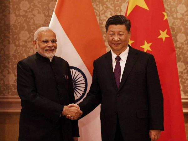Brics Summit 2018 Prime Minister Narendra Modi Met Chinese