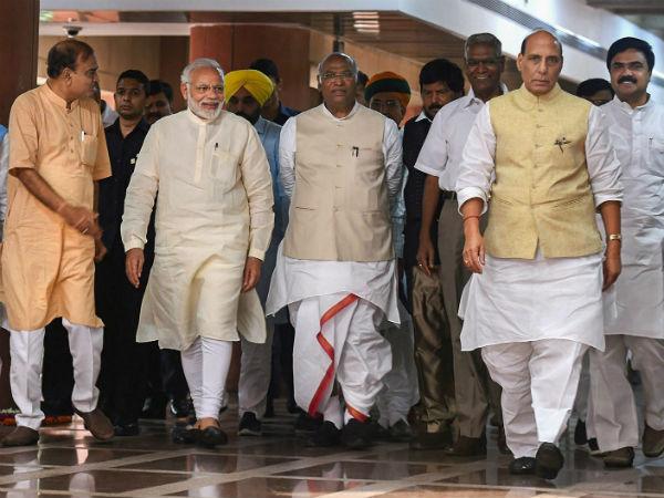 Monsoon Session Parliament Bjp Nda Central Government Congress Loksabha Rajyasabha Live Updates