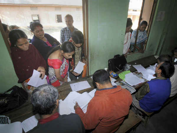 Nrc National Register Citizens Draft Released Assam