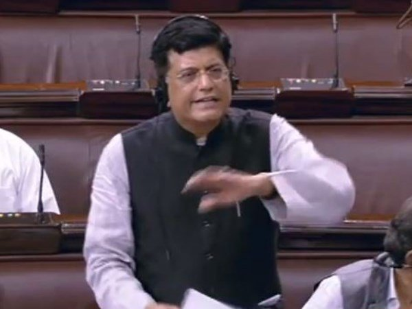 Finance Minister Piyush Goyal Rajya Sabha Says After Modi Go