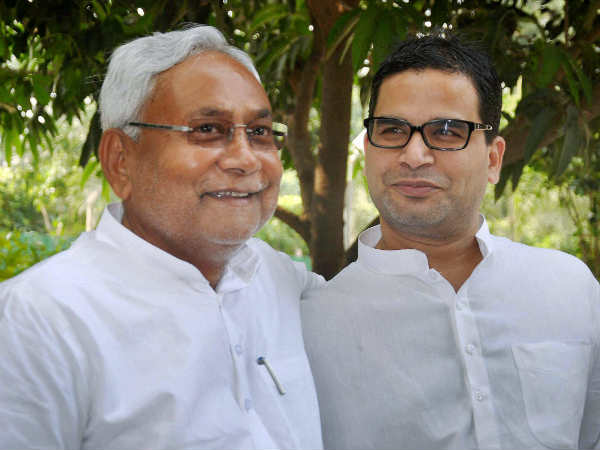 Prashant Kishore Starts Working Janata Dal United 2019 Lok