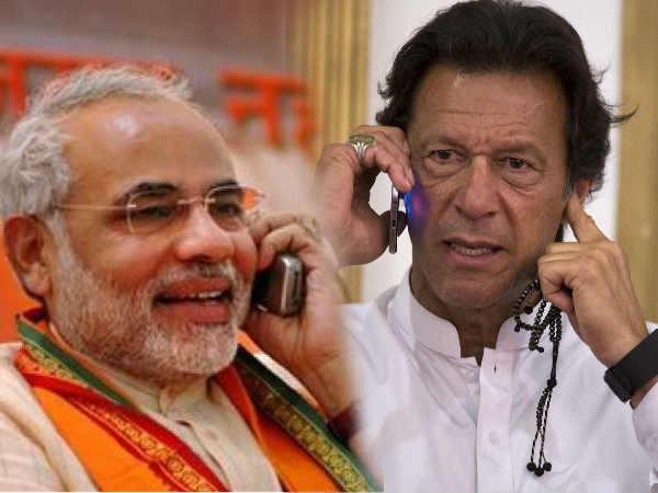 Prime Minister Narendra Modi Called Imran Khan Congratulate