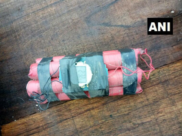 Gujarat Bomb Has Been Found In Metoda Village Of Rajkot District
