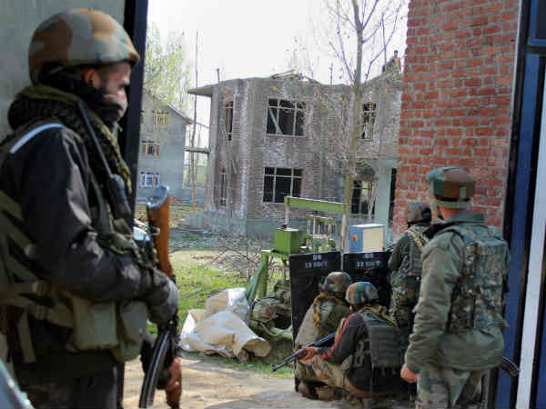 Bodies Two Terrorists Recovered During An Encounter Jammu Kashmir Shopian