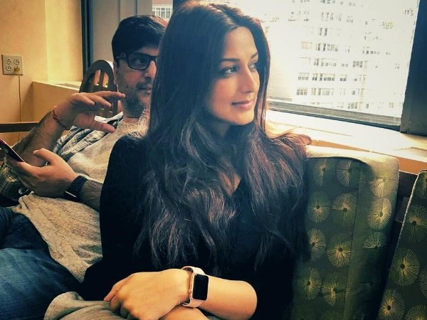 Bollywood Actress Sonali Bendre Diagnosed With High Grade Cancer Getting Treatment In New York