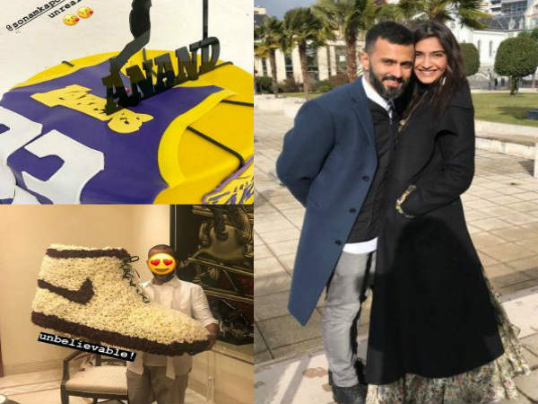 Anand Ahuja Celebrate His Birthday Today Sonam Kapoor Made
