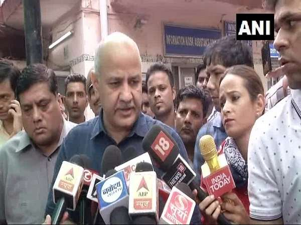 Mandawali Three Minors Death Case Manish Sisodia Says Immed