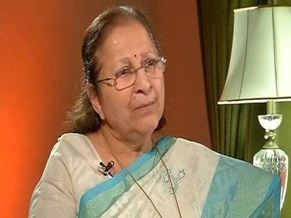 Lok Sabha Speaker Sumitra Mahajan Emotional Letter Ahead Par