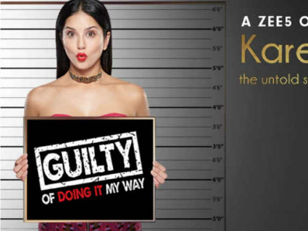 Sunny Leone S Biographical Web Series Karenjit Kaur The Unt