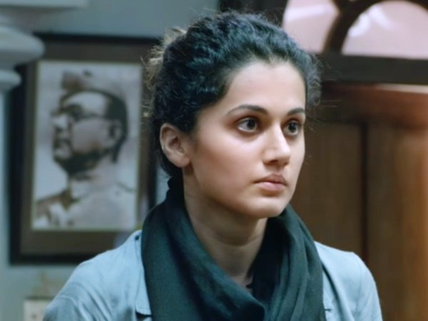 Mulk Actor Taapsee Pannu Says It Is Disturbing See Muslims