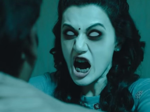 Horror Comedy Movie Kanchana 3 Starring Taapsee Pannu Is T