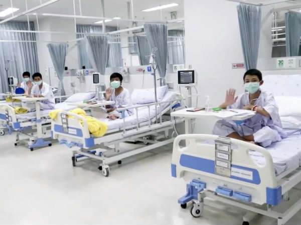 Thailand Cave Rescue 13 Boys Will Be Discharged From Hospit