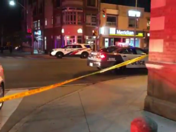 Multiple Casualties Toronto Shooting Canada