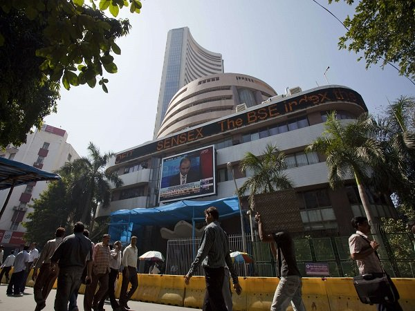 Stock Market Sensex Touches Record High 36900 Led Itc Marut