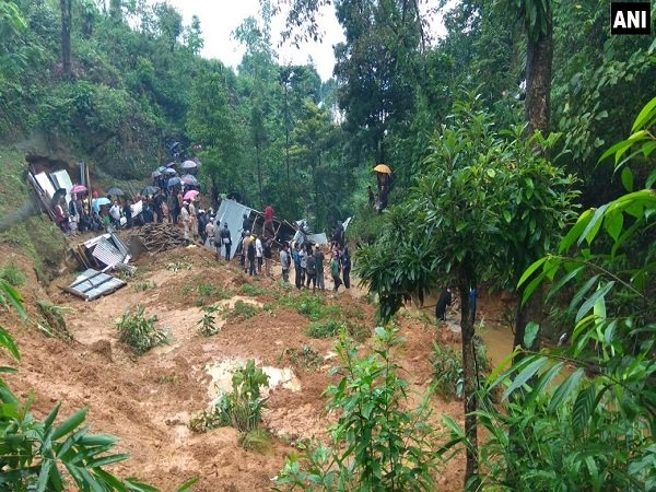 Nine Dead After Landslide Hits Manipur S Tamenglong