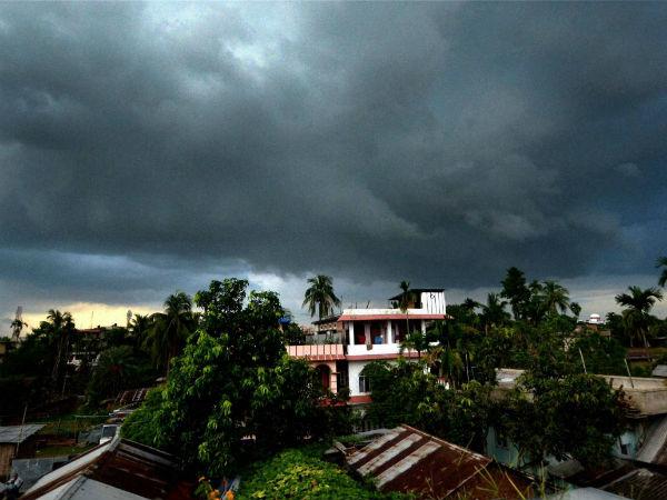 Monsoon Update Heavy Rain Likely Madhya Pradesh Rajasthan