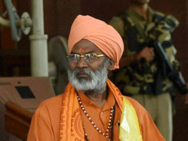 Sakshi Maharaj Says Those Who Want Shariyat Law May Go Pakis