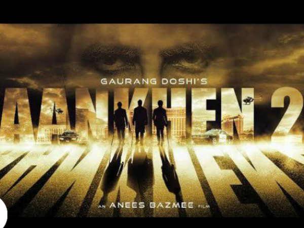 Amitabh Bachchan Finalides Aankhen 2 2020 Release