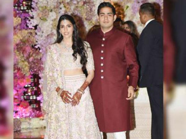 Media Sources Said India S Richest Man Mukesh Amban S Son