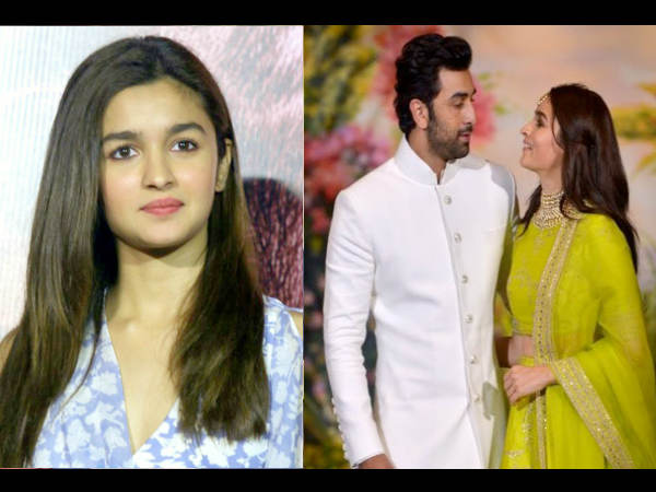 Alia Bhatt Said That Only Status Will Be Change After Marria
