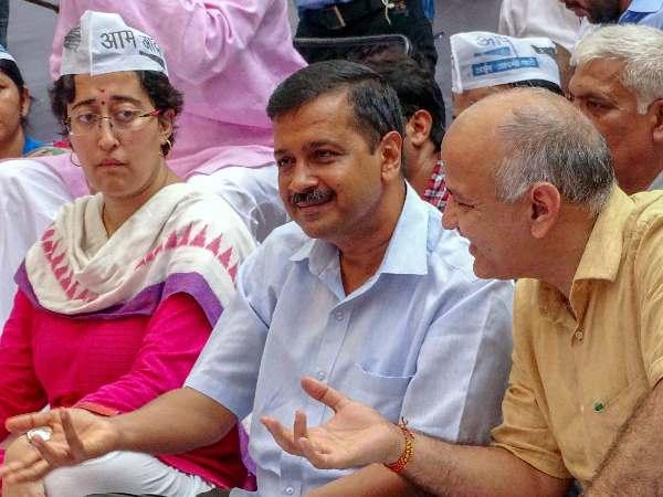 Aam Aadmi Party Announces Atishi Marlena Name Lok Sabha Candidate