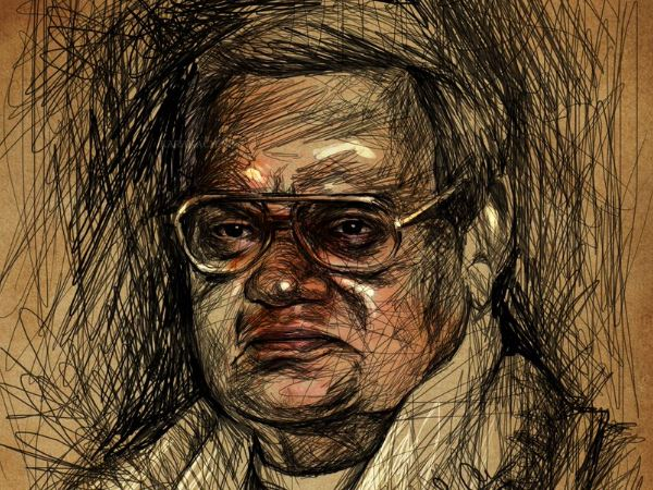 Karan Acharya Pay Tribute To Atal Bihari Vajpayee Make Sketch