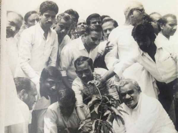 Atal Bihari Vajpayee Arrived Bareilly On The Complaint Of The Party Worker
