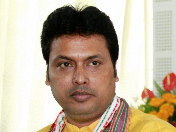 Tripura Chief Minister Biplab Kumar Deb Birth Place Wikipedi