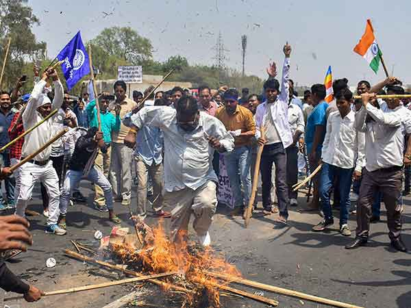 Dalit Activists From Across India Continue With Their Decisi