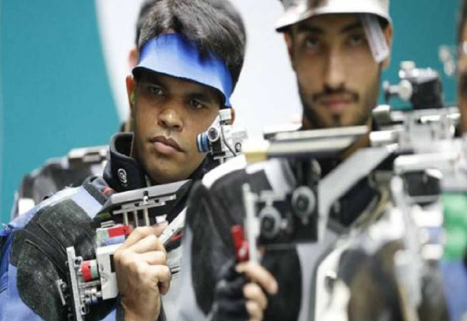 Asian Games 2018 Deepak Kumar Won Sliver Medal Shooting