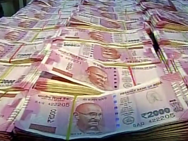 Rbi Allow Exchange Rs 200 Rs 2 000 Notes