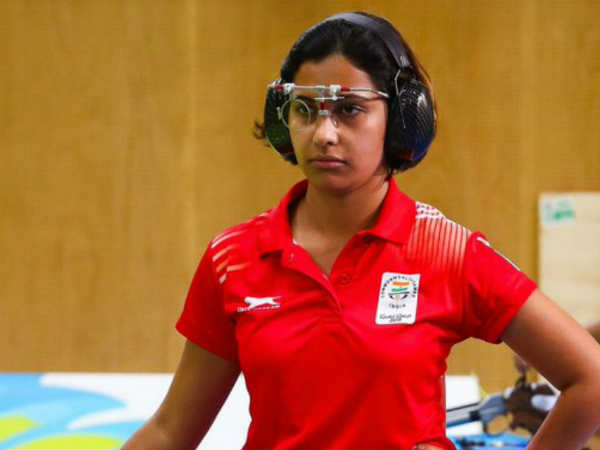 Heena Wins 10m Air Pistol Bronze Asian Games