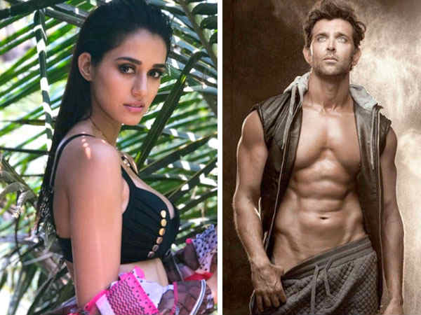 Did Hrithik Roshan Asked Out Disha Patani For A Date Tried To Filrt With Text Messages