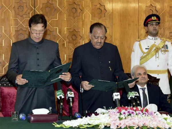 Pakistan Prime Minister Imran Khan Calls Navjot Singh Sidhu