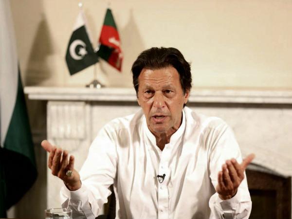 Pakistan Prime Minister Imran Khan Says Lets Talk Resolve Is