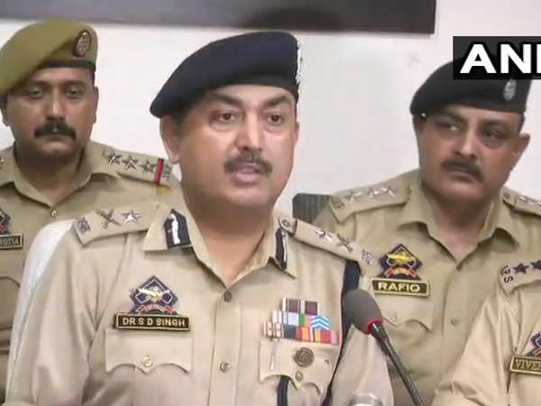 Al Qaeda Terrorist Kashmiri Youth Arrested From Jammu S Gandhi Nagar