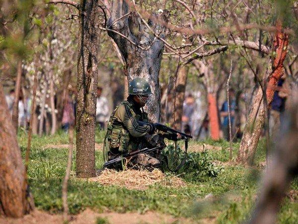 Jammu Kashmir Encounter Between Army And Terrorists In Anantnag