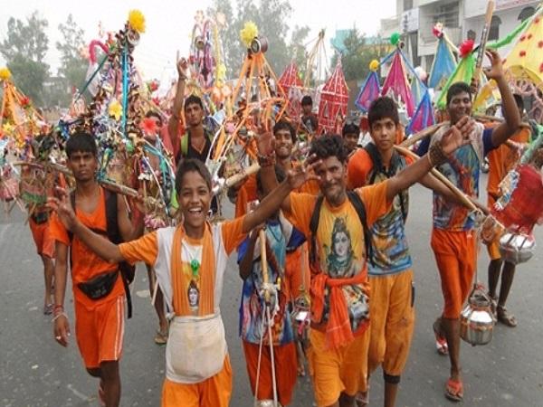 Kanwar Yatra 2018 Meerut Schools Closed Incomplete Arrangement Haridwar Rishikesh